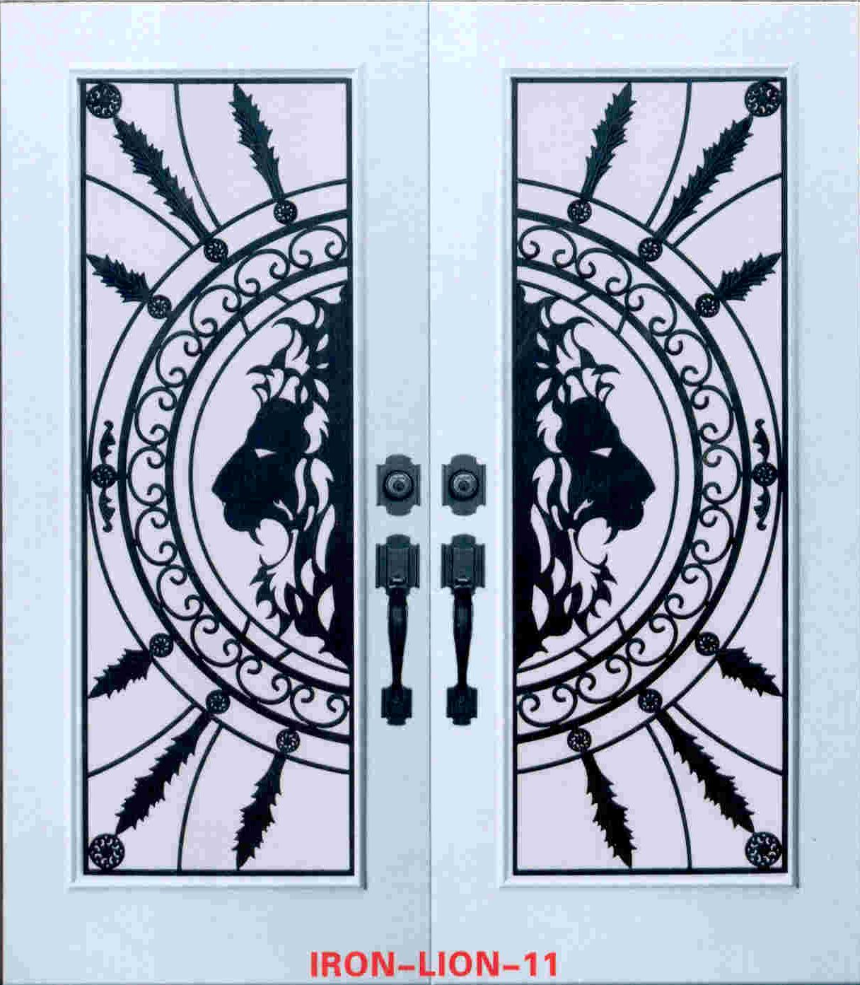 For All Your Stained Glass Door Insert Or Wrought Iron Door Insert Needs In  The GTA And Beyond.
