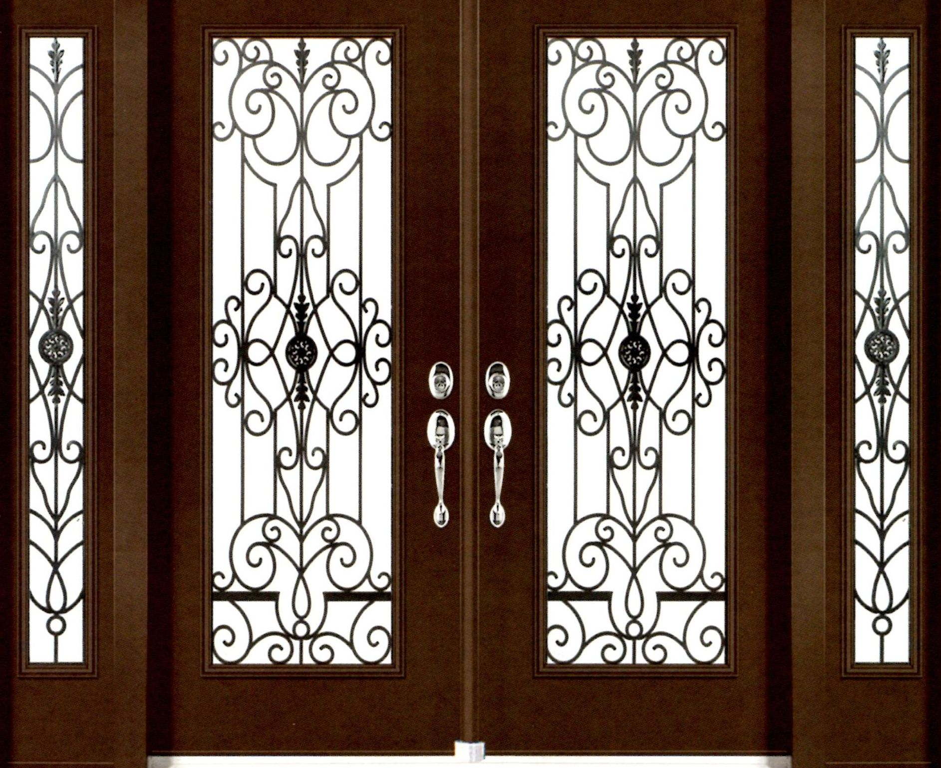 Stained glass door inserts and wrought iron door inserts wholesale stained glass for all your stained glass door insert or wrought iron door insert needs in the gta and beyond eventelaan Image collections